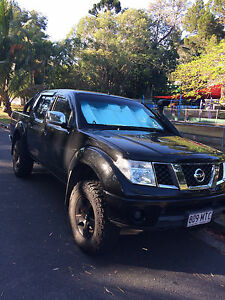 2008 Nissan Navara d/cab Southport Gold Coast City Preview