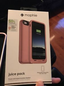 Mophie charging case iPhone 6 Plus