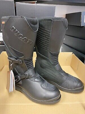 Ducati BOOTS All Terrain by TCX - Riding Boots motorcycle All Terrain Mens Bike