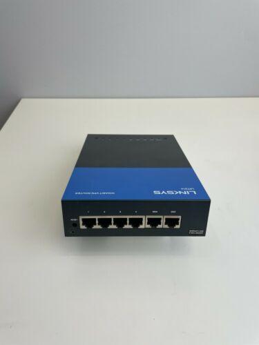 Linksys LRT214 Business Gigabit VPN Router - Network Level VPN Ships Quick!