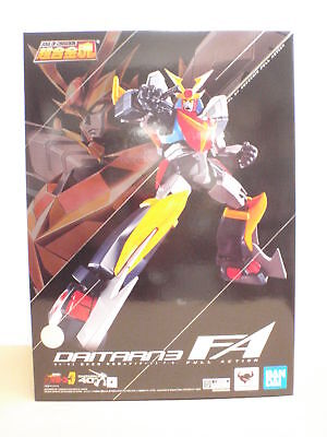 Bandai Soul of Chogokin GX-82 Invincible Steel Man Daitarn 3 F.A Action Figure for sale  Shipping to United States