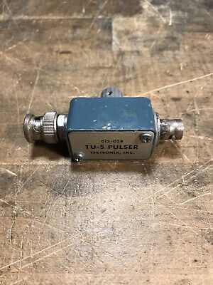 Tektronix Tu-5 Pulser 015-038