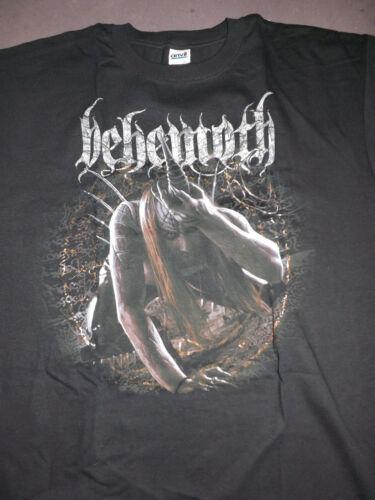 BEHEMOTH SATANIC IMAGE TEE SHIRT SIZE ADULT SMALL