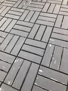 Used Runnen IKEA deck tiles