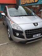 "Peugeot  3008  Allura HDI full full Diesel ""SWAP"" Melton South Melton Area Preview"
