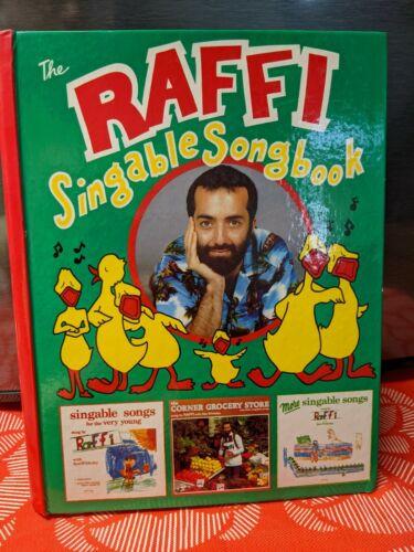 1980 The Raffi Singable Songbook
