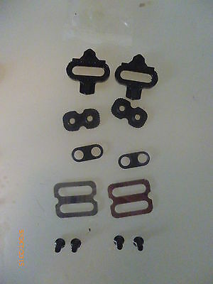 1 Par Nuevo Calas Tipo 98A Para Pedal Click