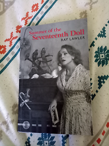 Summer of the seventeenth doll by ray lawlor Woori Yallock Yarra Ranges Preview