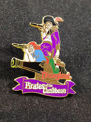 Disney DL - 1998 Attraction Series Pirates of the Caribbean Pin