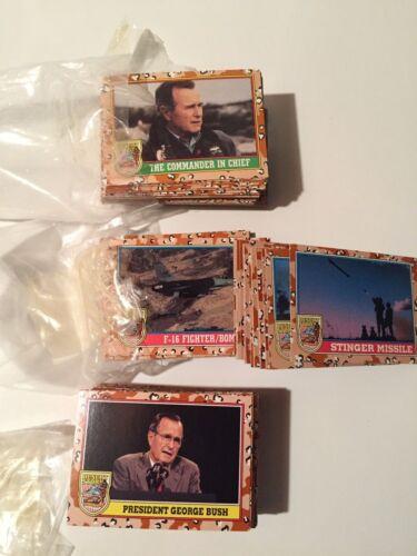 Desset Storm Cards-Topps #1-#264