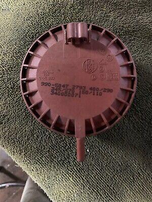 Used Primus Washer R22-50 Pressure Switch