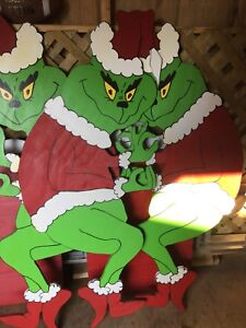 Light stealing grinch 3 left $100 sorry no holding or delivery