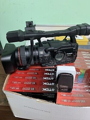 Canon XH A1S Camcorder - 3CCD PRofessional Camcorder USED IN GREAT CONDITION