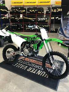 KX85 2019 Big Wheel Rutherford Maitland Area Preview