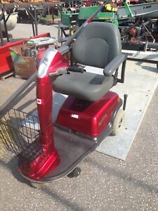 Rascal 600 electric mobility scooter