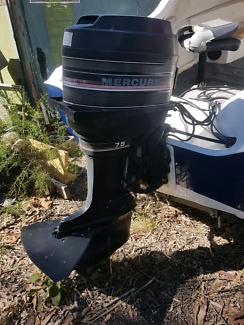 75hp mercury outboard
