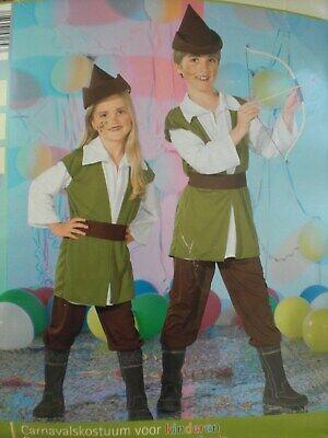 tüm ROBIN HOOD  GR 122 134 Verkleidung 8 - 10 Jahre (Kostüm Robin Hood)