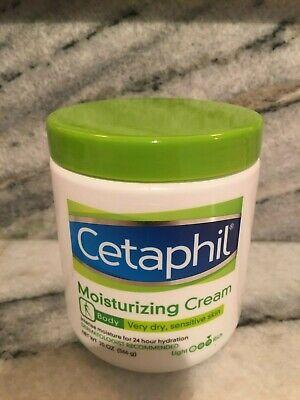 Cetaphil Moisturizing Cream Very Dry  Sensitive Skin Lotion Family All Sizes Dry Skin Lotion