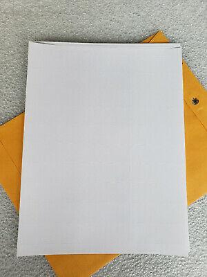 600 Avery 5160 8160 Shippingaddress Labels 30 Per Sheet 20 Sheets