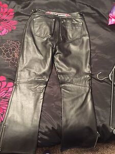 New leather pants never worn