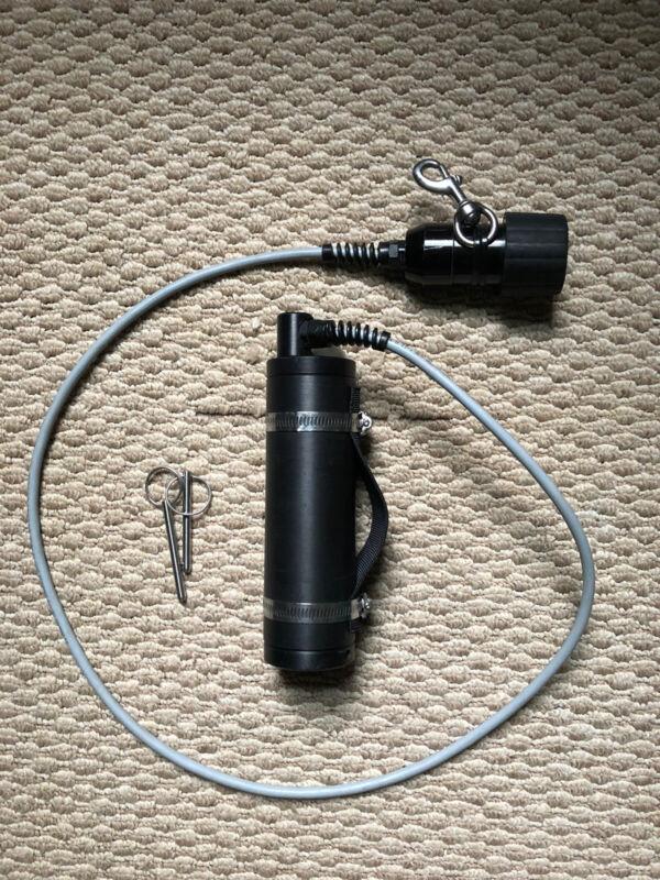 Sartek Industries 800 LED 4v Canister Dive Light