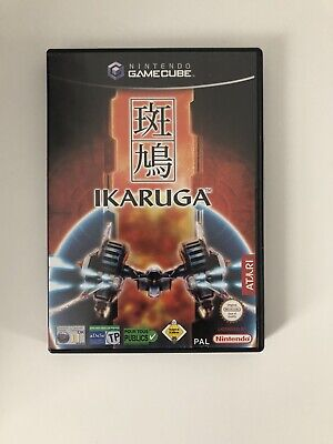 Ikaruga Nintendo Gamecube PAL Complete for sale  Shipping to Nigeria