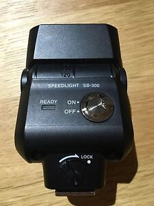 Nikon SB-300 speedlight Macquarie Park Ryde Area Preview