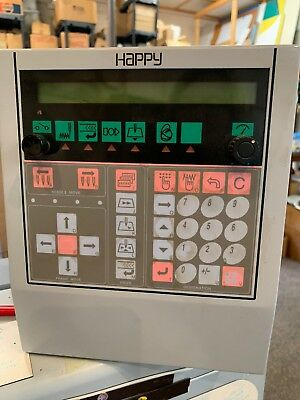 Happy Embroidery Machine 4 Heads As Is Must Pick Up