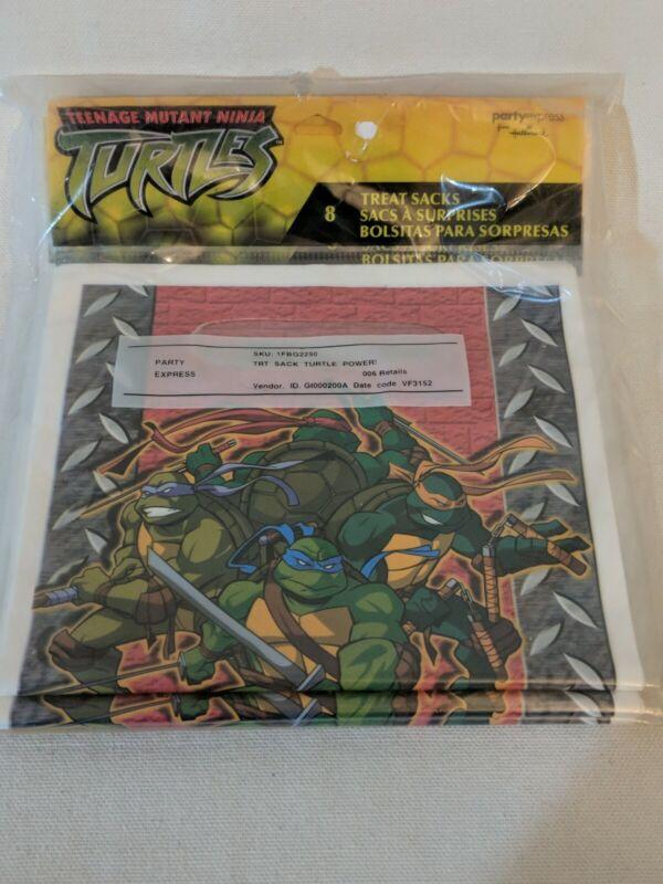 Teenage Mutant Ninja Turtles  Treat Bags 8 ct x 6 Party Express by Hallmark