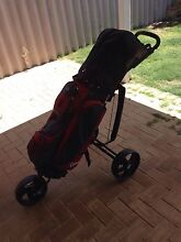 Golf clubs and buggy Beckenham Gosnells Area Preview