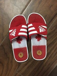 Adidas Canada Olympic Edition Sandals/Sandals