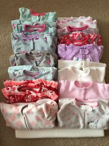 Just about Everything you need for a newborn girl up to 3months