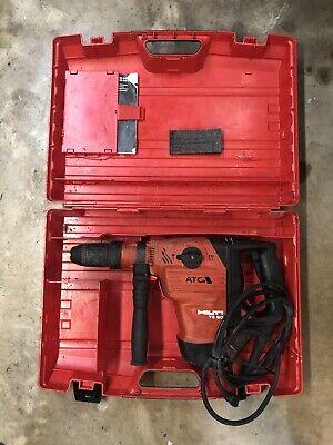 Hilti Te 60-atc 120v Rotary Hammer Drill