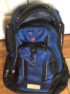 Swiss Gear Laptop Backpack - great cond.