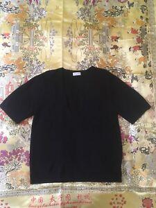 Dries van Noten -  Black Top, Size L