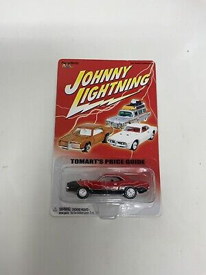 Johnny Lightning Tomart's Price Guide Red Plymouth Hemi Cuda Rubber Tires 1970