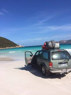 4WD 4x4 Ford Explorer / Camper/ camping /  Backpacker Dutton Park Brisbane South West Preview