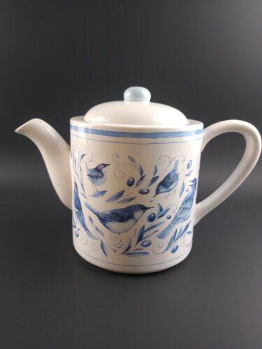 Marjolein Bastin Hallmark Teapot W/Lid Nature
