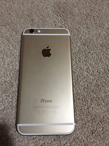 iPhome 6 16GB Gold with Rogers Cambridge Kitchener Area image 2