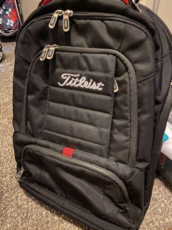 Titleist Golf Professional Backpack / Computer Laptop Tablet Bag