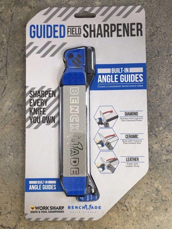 Genuine Benchmade Guided Field Sharpener 100604F