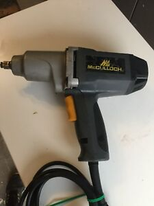 "McCulloch 1/2"" drive Heavy Duty IMPACT WRENCH"