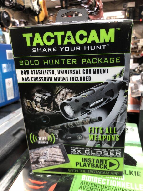 Tactacam NEW Solo Hunter Package