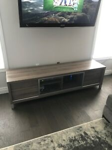 Tv storage unit/slightly used