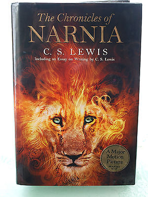 The Chronicles Of Narnia Hardcover Edition By C S  Lewis  All 7 Books In 1
