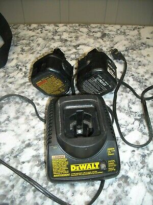 Dewalt Dw9118 7.2v - 14.4v Battery Charger
