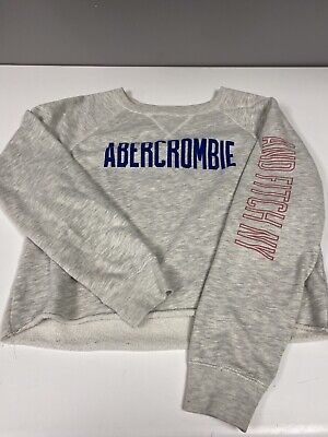 abercrombie womens sweater size small