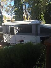 Coromal pop top camper Rivett Weston Creek Preview