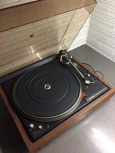 VINTAGE GERMAN DUAL 606 TURNTABLE RETRO STEREO ELECTRONICS
