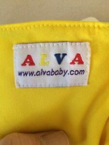 ALVA cloth diapers